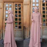 dress muslim syari dewasa SOPHIA . allsize