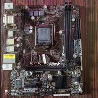 Asrock B75M-DGS soket 1155 support i7 3770 2600K i5 3470