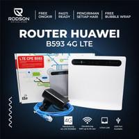 Huawei B593 LTE Modem 4G CPE WiFi Router