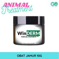 Obat Jamur antiseptic antibiotik Kucing Anjing meregenerasi kulit baru