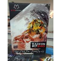 vga Radeon R7 240 2 gb Gddr 5