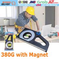 Angle Meter Multifungsi Alat ukur Fungsi Lereng Alat Ukur Teknik