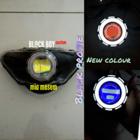REFLEKTOR MIO SPORTY /HEADLAMP LAMPU DEPAN MIO SMILE PLUS PROJIE LED