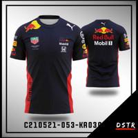 Kaos Baju Jersey F1 Formula One Team Redbull Racing 2020 Full Print