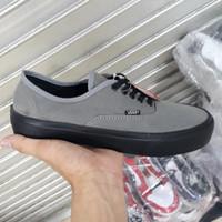 sepatu vans authentic abu sol hitam talipria wanita murah size 36 - 44