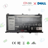 Baterai Laptop Dell Inspiron 15-7566 15-7567 15-7759