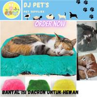 tempat tidur hewan kasur kucing dan kasur anjing bantal kucing anjing