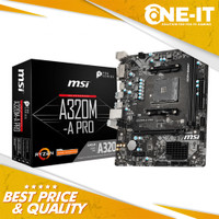 Motherboard MSI A320M A Pro AM4