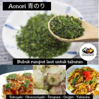 AONORI Bubuk Nori/ Ao Nori Powder Rumput Laut Taburan Takoyaki Seaweed