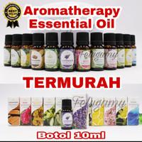 Aroma Terapi Oil Essential Oil Minyak Diffuser Minyak Esensial 10ml