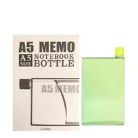 CANON A5 Memo Notebook Bottle