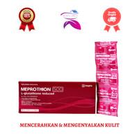Meprothion 500mg Anti Aging Anti Oksidan Skin Lightening Vitamin Kulit