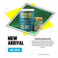 Artemia Supreme Plus Repack 50 gram