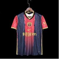 Jersey Baju Bola Barca Barce Home Away 3rd Training Latihan XXL 2021