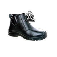 Sepatu Safety Dr Osha Jaguar Ankle Boot 3225 Steel Toe Cap kings - 40