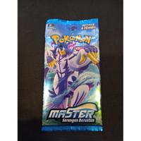 Booster Pack Pokemon seri 8 Set Master serangan beruntun s5R