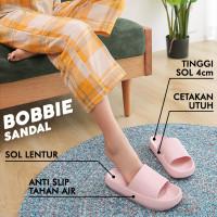 [PREMIUM] SANDAL SELOP BOBBIE Sandal Rumah Kamar Mandi Antislip Karet
