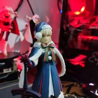 Figure Furyu Saber Altria Pendragon Santa Fate Grand Order Losse