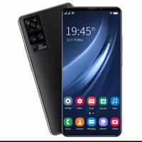 Smartphone X50 Plus Ram 6GB Rom 128GB Smartphone android murah - Hitam