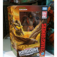 sale:Transformers Kingdom War Cybertron Airazor/Ractonite/Huffer/Arcee