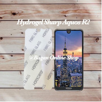 Sharp Aquos R2 Hydrogel Screen Protector Anti Gores