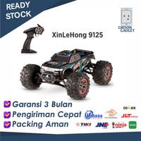 RC Car XinLeHong 9125 4WD 1:10 vs 10428 A959 Remote Control Truck