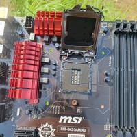 MSI B85-G43 GAMING