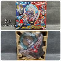 DX Ultraman Orb Ring set Card Hayata Tiga Taro Mebius BANDAI