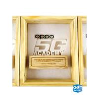 TERBARU plakat 3D !! trophy piala wisuda plakat akrilik wisuda vandel