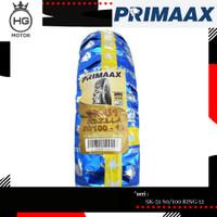 BAN LUAR MINI PRIMAAX SK51 GODZILLA TRAIL UKURAN 80 100 RING 12
