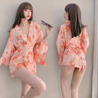 Lingerie Cosplay Kostum Gaya Jepang Kimono Sexy Baju Tidur Women FN-35