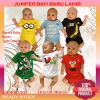 Baju Jumper Bayi Baru Lahir Baby Newborn Motif Ayam Jago Unik