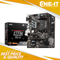 Motherboard MSI A320M Pro VH AM4