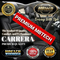 Sarung Jok Mobil CARRERA - Xpander XL7 Innova BRV Avanza Veloz Mobilio