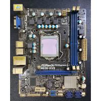 Motherboard Intel Asrock H61M-HVS LGA1155 DDR3 Second