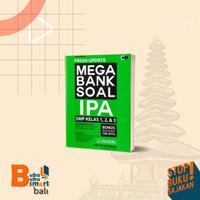 FRESH UPDATE MEGA BANK SOAL IPA SMP KELAS 1, 2, & 3