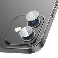 Baseus Anti Gores Pelindung Lensa Kamera iPhone 12 Mini Pro Max - BIASA