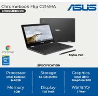 Asus Chromebook C214MA | 4GB 64GB Chrome OS