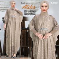 jumbo bigsize kaftan muslim baju wanita gamis maxi maxy oversize pesta