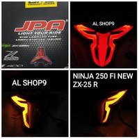 STOPLAMP LED KAWASAKI ZX25R NINJA 250 FI 250FI NEW LED 3IN1 JPA