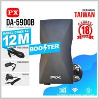 Antena Digital TV PX DA 5900 Indoor Outdoor Gambar Jernih Anti Semut