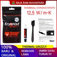 Thermal Grizzly Kryonaut Thermal Paste 1 Gram cooler ORIGINAL - KEMASAN LAMA