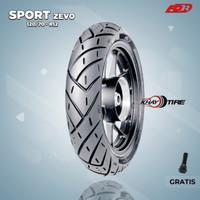 Ban Motor Vespa Matic // FDR SPORT ZEVO 120/70 Ring 12 Tubeless