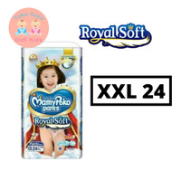 MAMYPOKO Extra Dry Royal Soft Pants Girls XXL24 / XXL 24