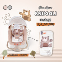Bouncer Cocolatte Weeler Snuggli Premier / Ayunan Bayi Otomatis - 08 BEIGE
