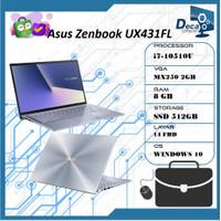 Laptop Asus Zenbook UX431FL  i7 10510U 8GB 512ssd MX250 2GB 14.0 W10