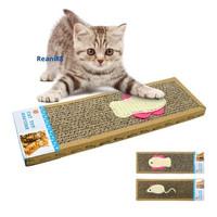 Termurah Mainan Papan Cakar Sisal untuk Kucing - Cat Scratch Pad Board