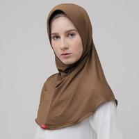 Jilbab Zoya Kerudung Instan - Bergo Marsha HL Casual Copper