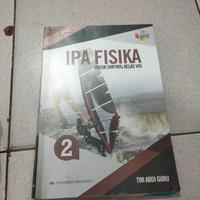 buku IPA fisika untuk SMP kelas 8 K 2013 Erlangga