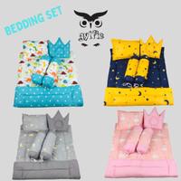 Bedding set bayi - Gylfie - Bedcover Bantal Guling bayi set